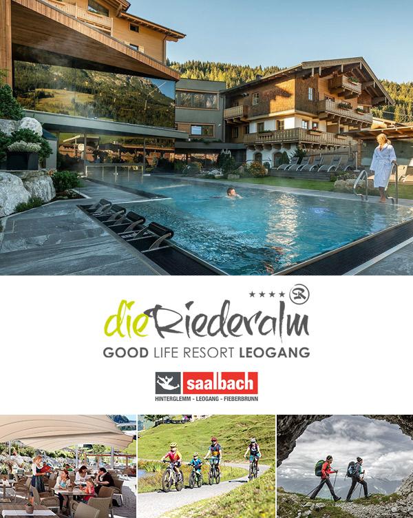 Babyhotel Die Riederalm - Urlaub mit Baby in Leogang im Salzburger Land